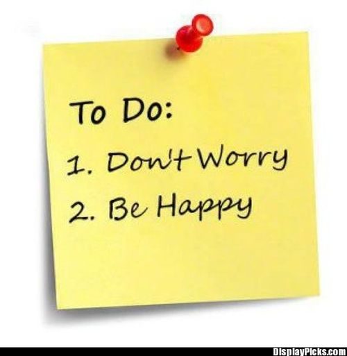 Potomac Companies » Don't Worry; Be Happy