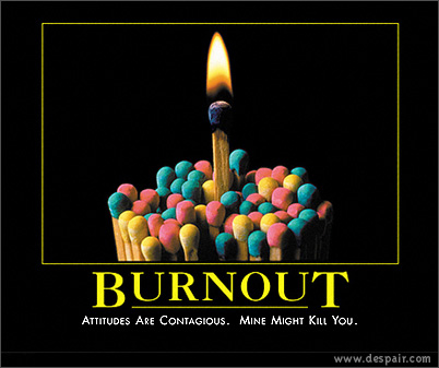 burnout | wellness blog